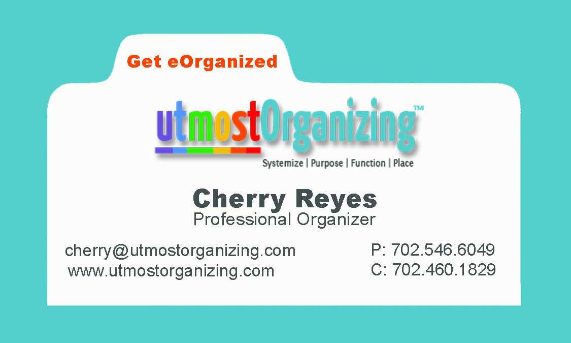 UtMost Organizing Business Card | Sky Marketing Services